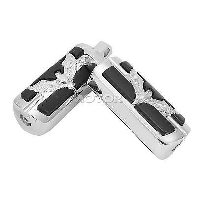 FootPegs Fits most models with H-D male mount-style footpeg supports See Descrip