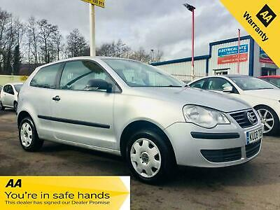 2008 Volkswagen Polo 1.2 60PS E New Mot Excellent Value Lovely Car