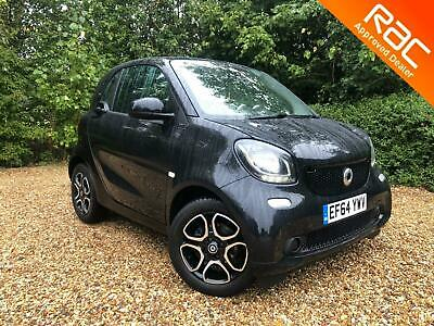Smart fortwo 1.0 ( 70bhp ) ( s/s ) 2015MY Prime Finance Example