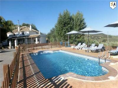 Spanish Country House With Pool For Sale, Breathtaking Views, 6 Bedrooms