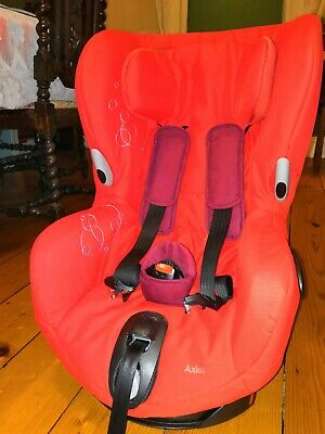 Maxi Cosi Axiss 9-18KG - Group 1 - RED Car Seat