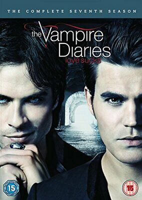 The Vampire Diaries - Season 7 [DVD] [2016][Region 2]