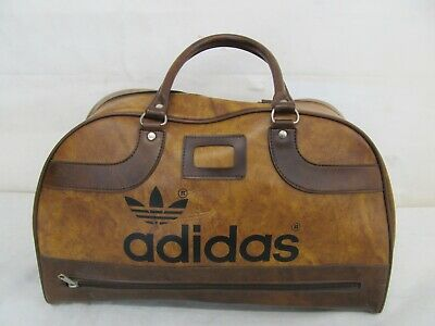 a42fcc7fec8 VINTAGE ADIDAS SPORTS bag c1970 Peter Black original - £45.00 ...