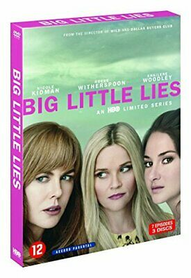 Big Little Lies S1 [Blu-ray] [2017] [Region Free] [DVD][Region 2]