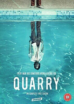 Quarry: The Complete First Season [DVD] [2017][Region 2]