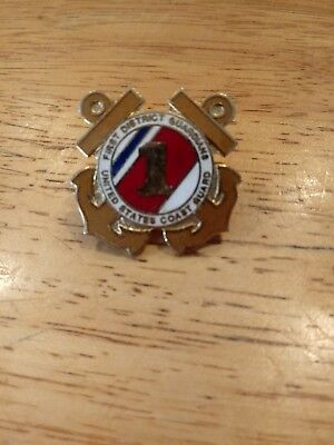 First District Guardians United States Coast Guard Pin