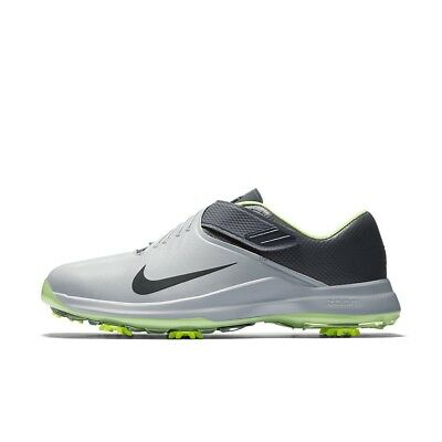 208206b81ba6 Nike TW  17 Tiger Woods Golf Shoes Spikes Wolf Grey 880955-002 Size 8.5