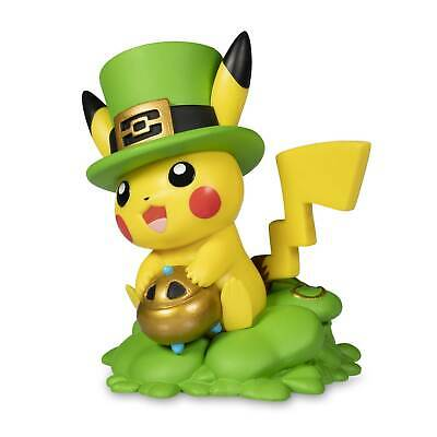 Funko Figure Pokemon A Day With Pikachu One Lucky Charm Vinyl (CONFIRMED)