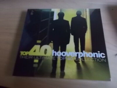 Hooverphonic - Their Ultimate Top 40 Collection 2CDs  NEU   (2018)