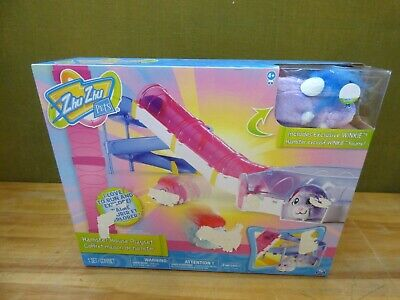 Zhu Zhu Pets Hamster House Playset - New In Box #27D