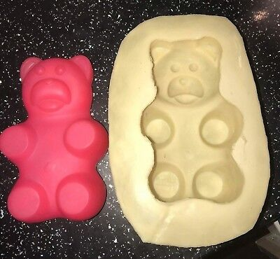 Latex Mould for making this lovely Large Gummy Bear