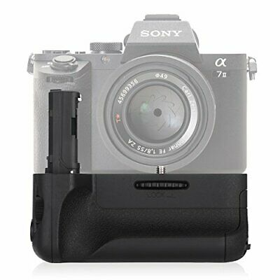 Powerextra VG-C2EM Battery Grip Replacement for Sony Alpha A7II/A7S II/A7R II Di