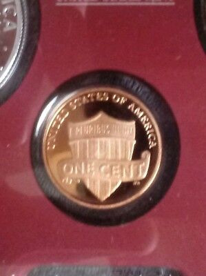 2010 Through 2018 S Proof Lincoln Shield cent Penny 9 Coin lot 11 12 13 14 15-17