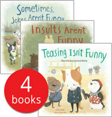No More Bullies Collection - 4 Books