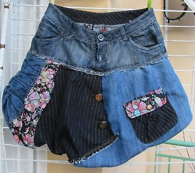 Jupe Dsigual En Jeans Taille 34