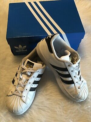 Casual Superstar Shoes Preschool Kids' Whiteblackwhite Adidas 76fybgY