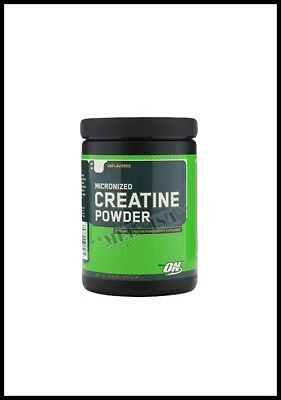 Optimum Nutrition Creatine Powder Micronized Monohydrate 100% 317g Free Delivery