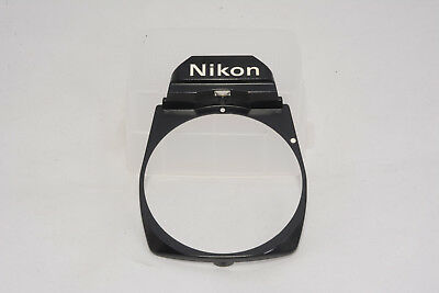 Nikon FM2n Camera's Front Cover/Plate - Genuine Part 1B100-072-1