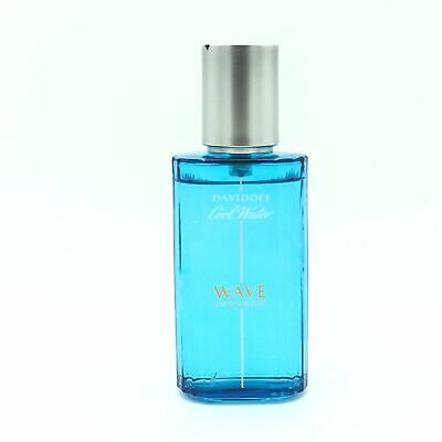 New Men's Davidoff Cool Water Wave EDT 1.35 oz (Unboxed)
