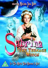 SABRINA THE TEENAGE WITCH THE MOVIE Rare, OOP DVD,  Melissa Joan Hart