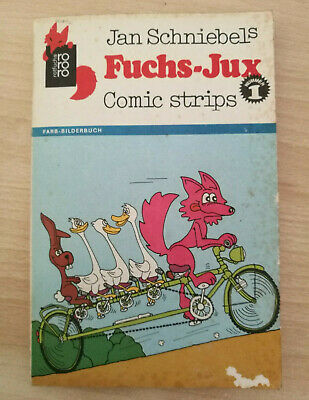 Jan Schniebels Fuchs-Jux. Comic strips Nr.1 (1974)