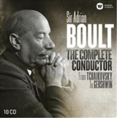 Adrian Boult: The Complete Conductor (UK IMPORT) CD / Box Set NEW