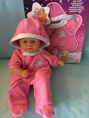 """All-In-One-Unicorn Motif-Fits My First Baby Annabell 14""""[Doll Not Included]Bnip"""