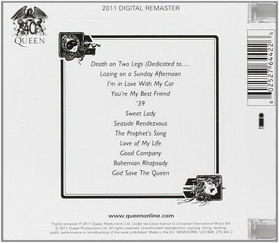 Queen-A Night at the Opera (UK IMPORT) CD NEW