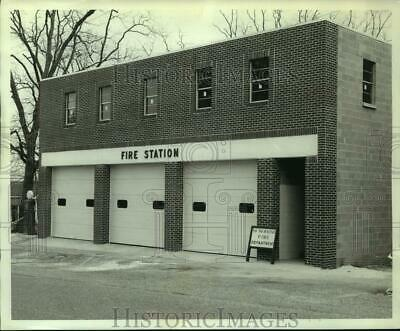 1968 Press Photo Thomasville, Alabama fire station - amra04678