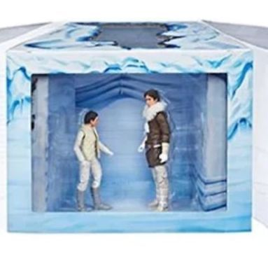 Star Wars The Black Series Hoth Princess Leia & Han Solo Figure 2 Pack In Stock!