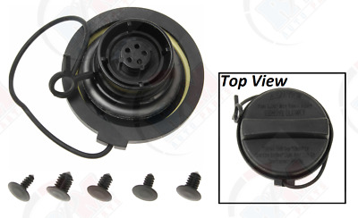 Fuel Gas Cap with TETHER for CADILLAC CTS,DTS,ESCALADE,SRX,STS,XLR