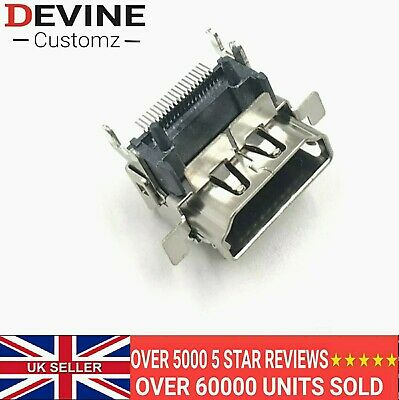 For XBOX ONE S 1080P HDMI Socket Port Replacement Motherboard component