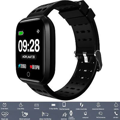 Q8 Smart Watch Waterproof Bluetooth Touch ScreenSmartwatch for Phone Android IOS