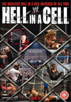 WWE: Hell in a Cell (UK IMPORT) DVD NEW