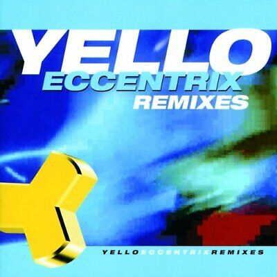 Yello-Eccentrix Remixes (Uk Import) Cd New