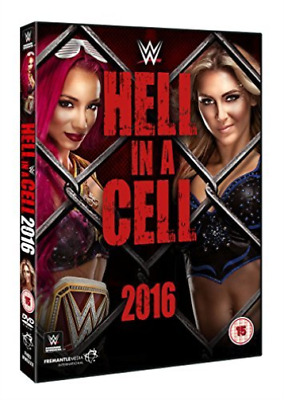Wwe: Hell In A Cell 2016 (Uk Import) Dvd New