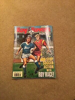 Roy Of The Rovers Monthly May 1991