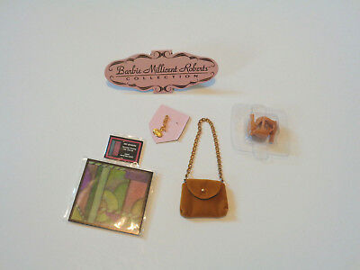 Barbie Millicent Roberts Gallery Opening Accessorie Set NEW #B-44