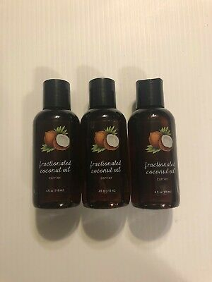 Lot Of 3 AmbiEscents Fractionated Coconut Oil Carrier