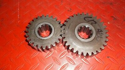 Sprint Car Race Car Quick Change Gear Set 18