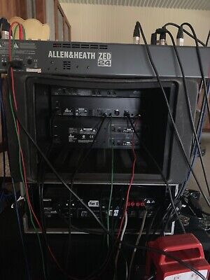 Bose, Proel, Allen & Heath - Full PA