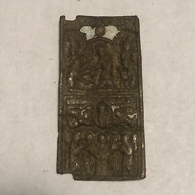 RARE Medieval European Sacred Holy Relic Catholic Orthadox Christian 800-1200 AD