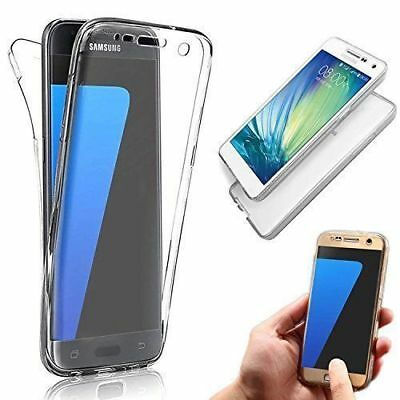 fr coque etui housse 360 360° clear tpu gel silicone Samsung Galaxy J4 Plus +