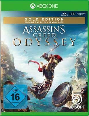 Ubisoft Assassin's Creed Odyssey - Gold Edition (Xbox One)