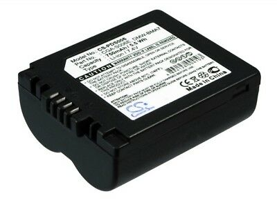 Battery 750mAh type S006 CGR-S006E DMW-BMA7 For Leica V-LUX1