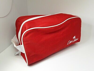 Old Spice Embroidered Toiletry Travel Bag
