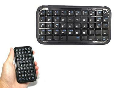 Mini Wireless Bluetooth Keyboard for Universal Cell Phone Tablet PC Computer Pad