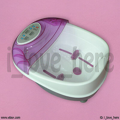 Personal Ionic Detox Foot Basin Bath Spa Cleanse Machine Tub Array Health Care