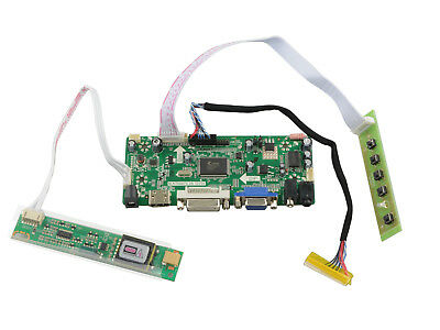 VGA LCD Controller Board Work for LT141X2-124 LT141X4-156 LT141X6-122 LCD Panel