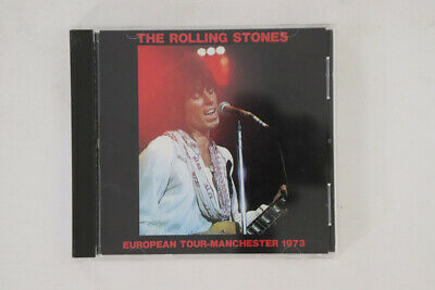 CD ROLLING STONES European Tour Manchester 1973 VGP021 NOT ON LABEL UNKNOWN